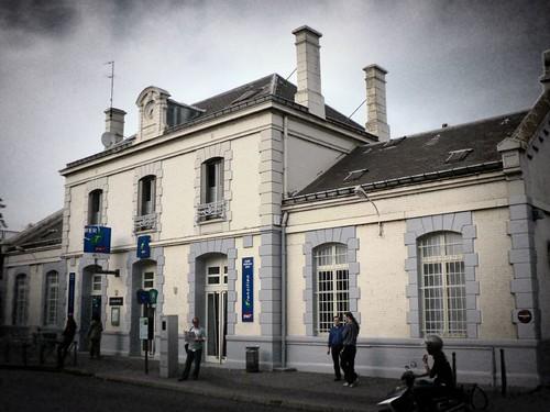 Gare d'Ivry sur Seine