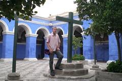 The monastic life... (sam_rorke) Tags: peru arequipa santacatalina