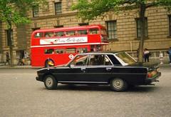 GB London DDR Botschafter 1984 Peugeot 604 (orangevolvobusdriver4u) Tags: greatbritain england london 1984 ddr gdr peugeot 604 grossbritannien oldlondon london1984 peugeot604 ddrbotschafter archiv1984