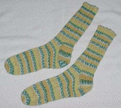 April Socktopia Socks