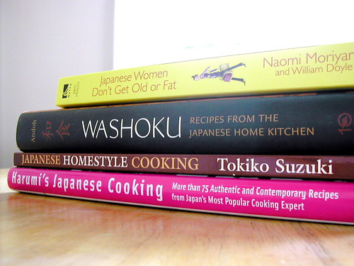 Japanese Cookbooks