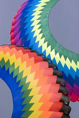 Colors of the rainbow. (Claude Bencimon) Tags: kite colors bols houlgate mywinners