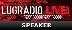 LugRadio Live Speaker