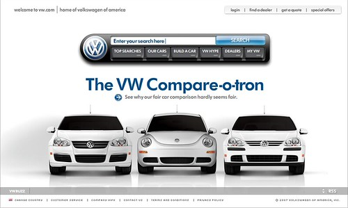 Google Features Volkswagen, Which Happens To Be Search Spamming