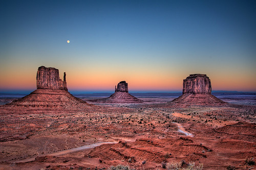 Monument Valley di beforethecoffee