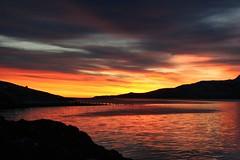Sunrise, Faskrudsfjordur, Iceland (*Jonina*) Tags: sunrise iceland thebigone faskrudsfjordur impressedbeauty superaplus aplusphoto superbmasterpiece superhearts flickrestrellas