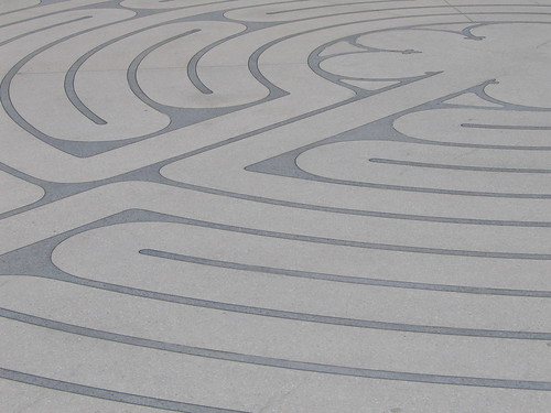 Meditation Labyrinth by aperte, on Flickr