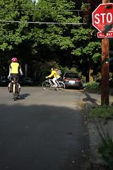 salmon street stop sign
