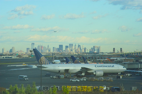 New York from Newark 08876