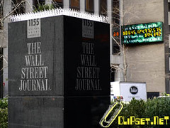 wall street info national debt (clipset) Tags: street wall national info debt