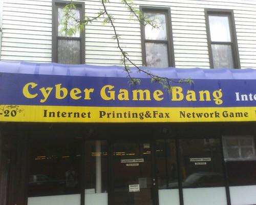 cyber game bang