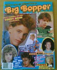 Big Bopper Magazine 1989
