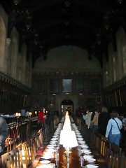 Christ Church College: Dining Hall