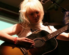 Laura Marling (BlueFlowers) Tags: flowers blue music laura west live acoustic chiswick marling