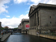 Pergamon Museum on Museuminsel