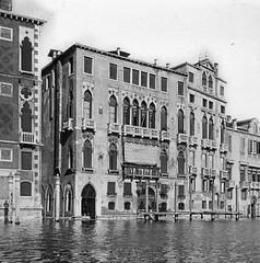 Venice, Italy - Palazzi Barbaro