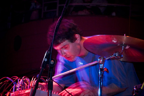 Animal Collective (Avey Tare)