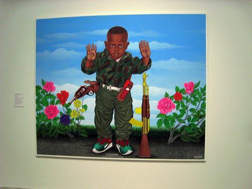Artist from Ghana
