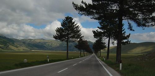 L'Altipiano delle Cinquemiglia, Italy, May 2007