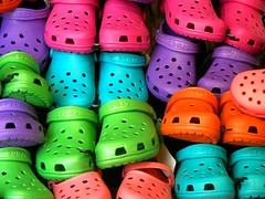 Crocs in Parma (Z Eduardo...) Tags: travel italy colors shoes europa europe italia shopwindow parma crocs peopleschoice supershot superaplus aplusphoto superhearts theroadtoheaven