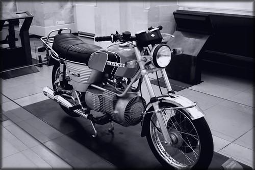 Wankel Moto