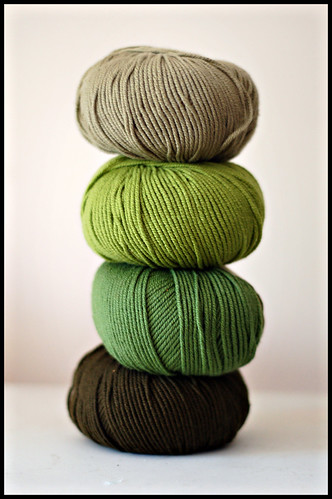 Rowan Wool Cotton
