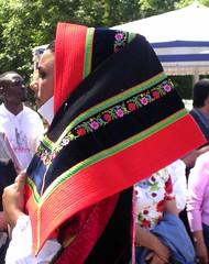 58esima Cavalcata Sarda (Goodintention) Tags: sardegna donna sardinia sassari ritratti velo costumi sfilata sarda tradizioni profilo ricami fazzoletto cavalcata