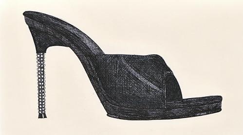 EDM #1 - A Shoe