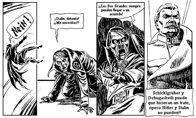 Comic Stalin vs Hitler - Alexey Lipátov 510900673_e1042b89ff_o