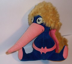 Dr Seuss Hedwig doll