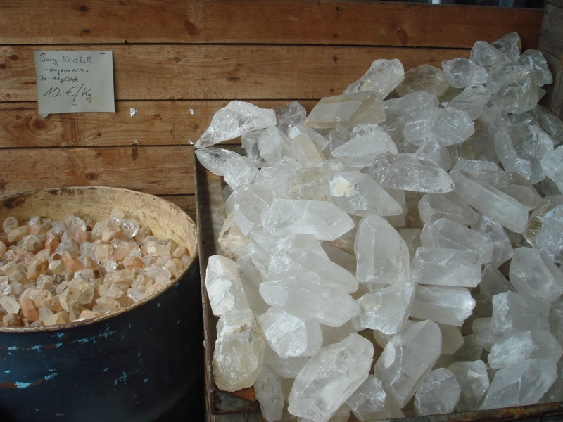 quartz and rock crystal.JPG