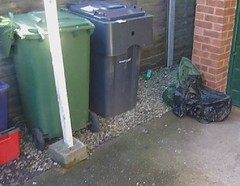 """Wheelie Bins - Are THEY """"Green"""" ?! (Bob Henry Photograpy) Tags: green bin wheeliebins recycle westmidlands mbg midlands polyethylene petroleum wheeliebin blackcountry hdpe thermoplastic recycleable herefordandworcester bigpicture2008"""