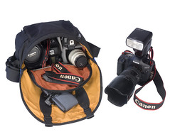 EOS 1D mkIII kit in Crumpler Barney Rustle Blanket and Bucket Ben2007.05.24.001