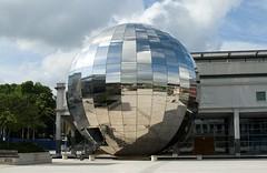 Mirror Globe
