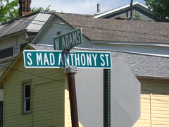 Mad Anthony St