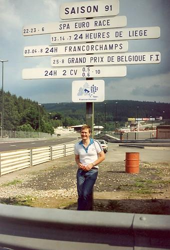 At Francochamps