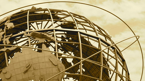 Queens World's Fair Globe