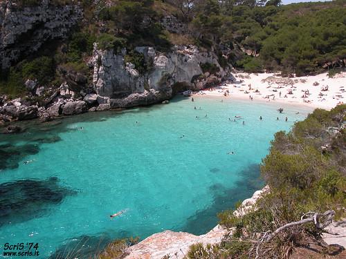 Minorca - Macarelleta Beach