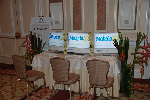 Mahalo Booth