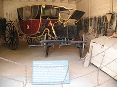 George Washington's carriage