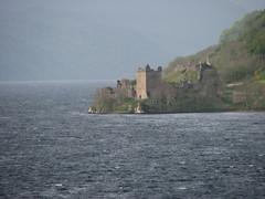 Urquhart Castle, Loch Ness - by ricmcarthur