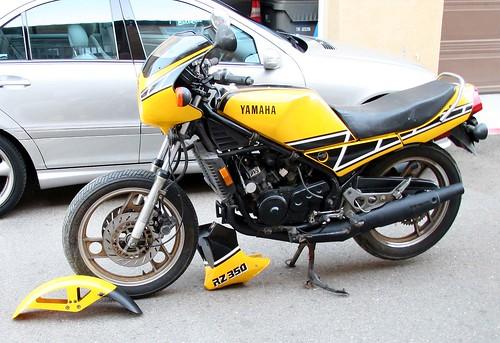 Flickriver: Photoset 'Kenny Roberts RZ350 YPVS Yamaha' by ducatigiege