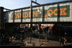 camden lock - photo by paolo margari 2007