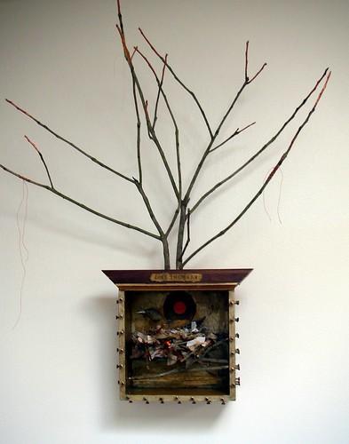 bird assemblage art