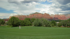 Golf in Sedona Arizona - Red Rock Country
