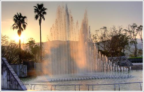Fountain of Peace   Nagasaki Peace Park