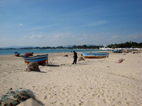 Tunisia · Beach Hammamet, Tunisia