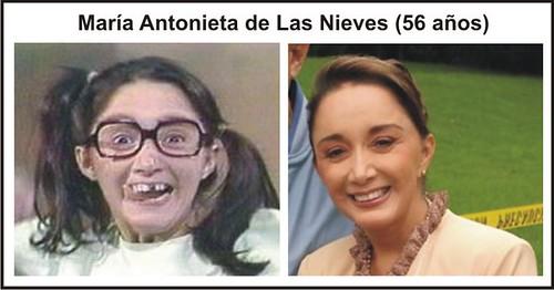 Chilindrina Maria Antonieta de las Nieves