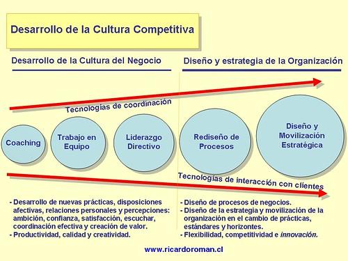 Coachin y Desarrollo Organización