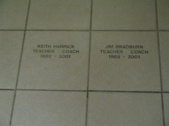 Names on the Floor (2)